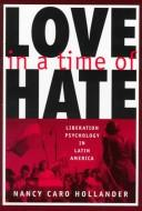 Love in a Time of Hate PDF
