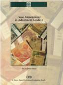 Fiscal management in adjustment lending PDF