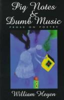 Pig notes & dumb music PDF