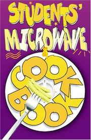 Students' Microwave Cook Book PDF