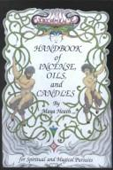 Ceridwen's handbook of incense, oils, and candles PDF
