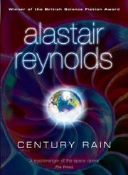 Cover of: Century Rain (Gollancz) by Alastair Reynolds