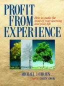 Profit from experience PDF