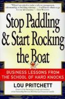 Stop Paddling & Start Rocking the Boat PDF
