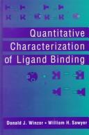 Quantitative characterization of ligand binding PDF