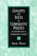 Concepts and issues in comparative politics PDF
