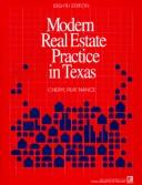 Modern real estate practice in Texas by Cheryl Peat Nance