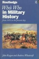 Who's who in military history PDF