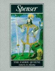 Cover of: The faerie queen by Edmund Spenser