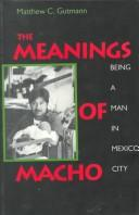 The meanings of macho PDF