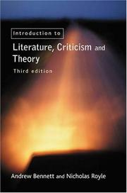 An introduction to literature criticism and theory PDF