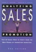 Analyzing sales promotion PDF