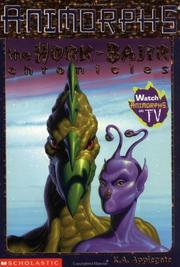 Cover of: The Hork-Bajir Chronicles (Animorphs)