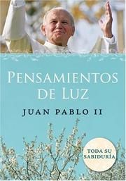 Pensamientos de Luz by Pope John Paul II