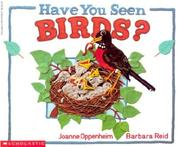 Have you seen birds? by Joanne Oppenheim