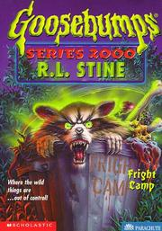 Fright camp by R. L. Stine