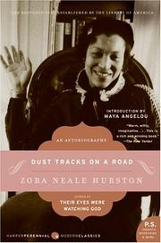 Cover of: Dust tracks on a road by Zora Neale Hurston