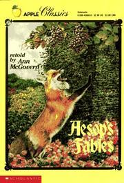Aesop's Fables (Apple Classics) PDF