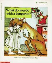 What do you do with a kangaroo? PDF