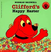 Clifford&#39;s Happy Easter by Norman Bridwell