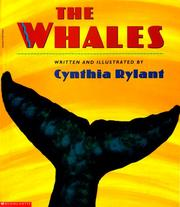 Cover of: The Whales by Cynthia Rylant