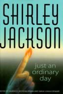 Cover of: Just an ordinary day by Jackson, Shirley