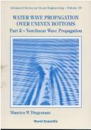 Water wave propagation over uneven bottoms PDF