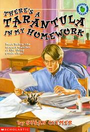 There's a Tarantula in My Homework (Little Apple) by Susan Clymer