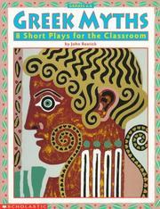 Greek Myths (Grades 4-8) PDF