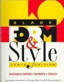 Form and style by Carole Slade