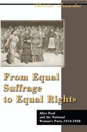 From equal suffrage to equal rights PDF