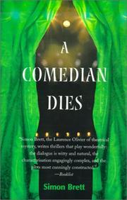 A Comedian Dies PDF