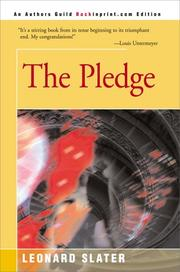 The Pledge by Leonard Slater