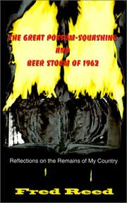 The Great Possum-Squashing and Beer Storm of 1962 PDF