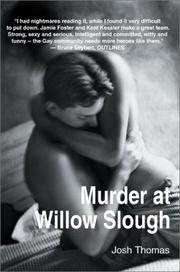 Murder at Willow Slough PDF