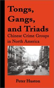 Tongs, gangs, and triads PDF