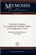 Harmonic analysis for anisotropic random walks on homogeneous trees by Alessandro Figà-Talamanca