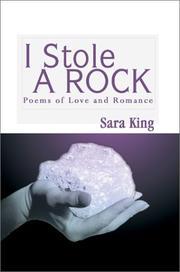 I Stole a Rock PDF
