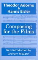 Composing for the films by Hanns Eisler