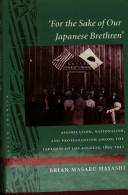 For the sake of our Japanese brethren PDF