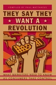 They Say They Want a Revolution PDF