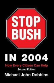 Stop Bush in 2004 PDF