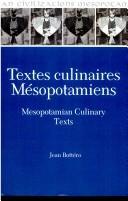 Textes culinaires m PDF