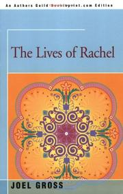 The lives of Rachel PDF