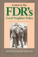 FDR's Good Neighbor Policy PDF