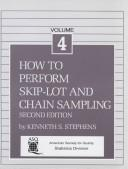How to perform skip-lot and chain sampling PDF