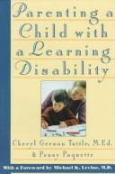 Parenting a child with a learning disability PDF