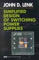 Simplified design of switching power supplies PDF