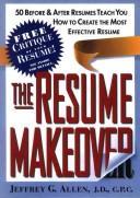 The resume makeover PDF