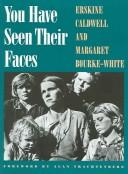 You have seen their faces by Caldwell, Erskine